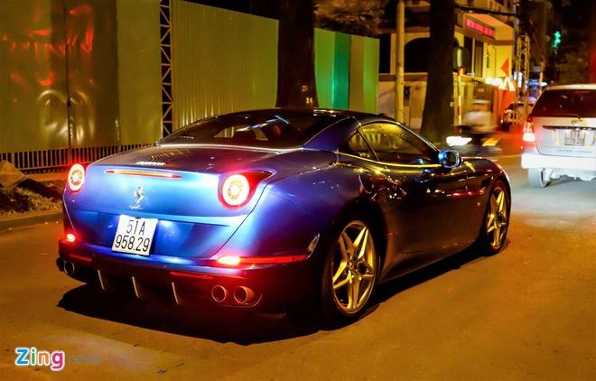 Sieu xe Ferrari California T thu hai xuat hien o Sai Gon hinh anh 10