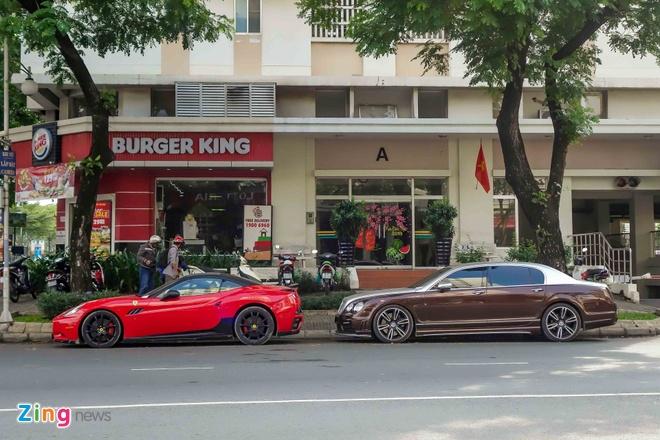 sieu xe cua thieu gia Do Binh Duong anh 9