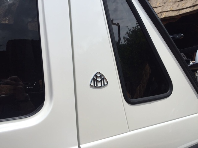 Mercedes-Maybach Landaulet G650 anh 8