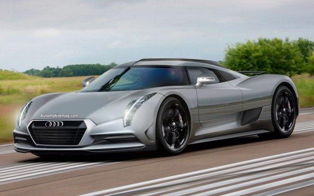 Audi can nhac phat trien hypercar hinh anh 1