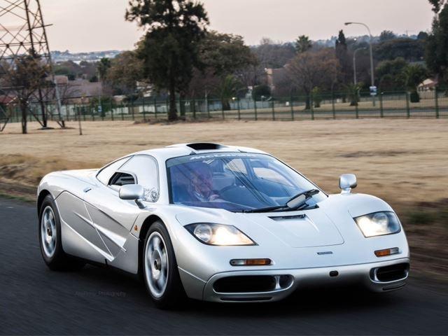 Sieu xe hiem McLaren F1 12,5 trieu USD o Nam Phi hinh anh