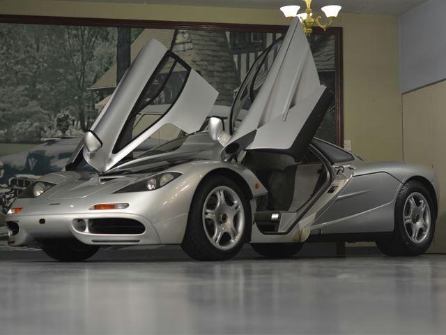 Sieu xe hiem McLaren F1 12,5 trieu USD o Nam Phi hinh anh 2