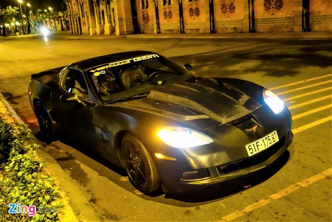Porsche 'canh sat Dubai' va dan xe the thao Sai Gon di Thai hinh anh 2
