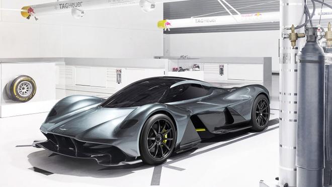 Sieu xe Aston Martin AM-RB 001 dung dong co 6.5 lit V12 hinh anh