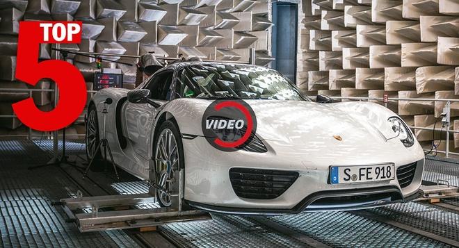 5 mau xe co tieng dong co hay nhat Porsche tung san xuat hinh anh