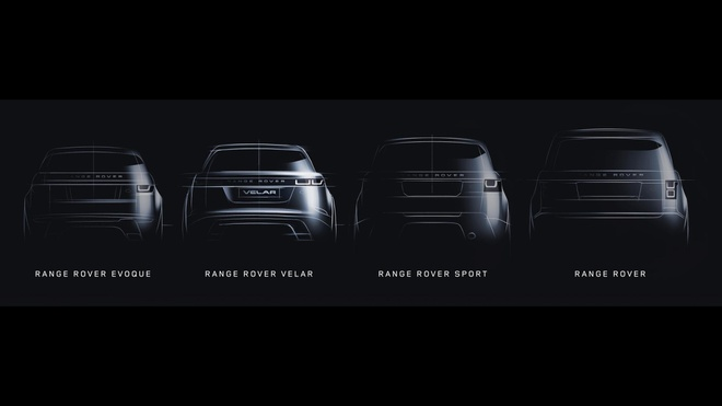 Range Rover Velar - dan anh Evoque sap ra mat hinh anh 2