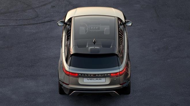 Range Rover Velar - dan anh Evoque sap ra mat hinh anh 1