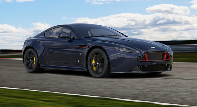 Aston Martin Vantage ban dac biet Red Bull Racing Edition hinh anh 1