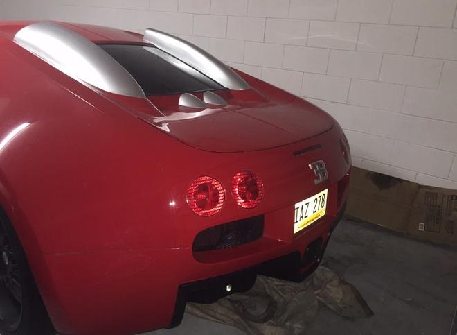 Bugatti Veyron nhai nhu that gia 75.000 USD hinh anh 2