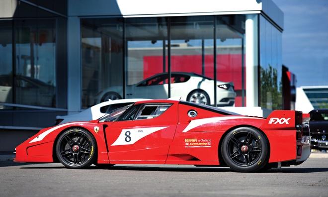 5 sieu xe Ferrari XX khong duoc chay tren pho hinh anh 1