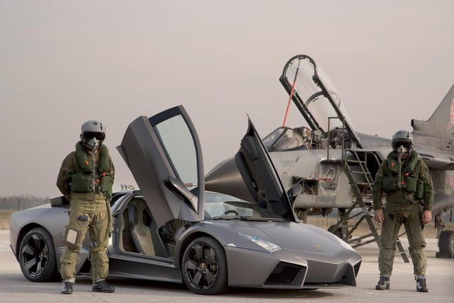 7 chiec Lamborghini hiem nhat the gioi hinh anh