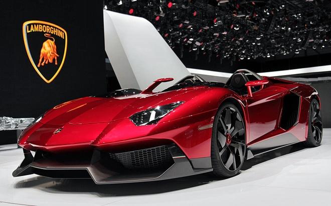 7 Chiếc Lamborghini Hiếm Nhất Thế Giới Sieu Xe Zing Vn