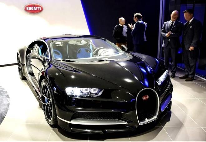 Bugatti thu 650 trieu USD tu tien ban sieu xe Chiron cho ty phu hinh anh 1