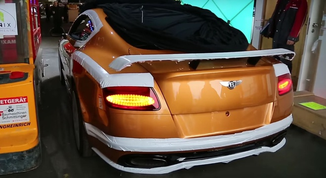 Bentley Continental Supersports ra mat anh 2