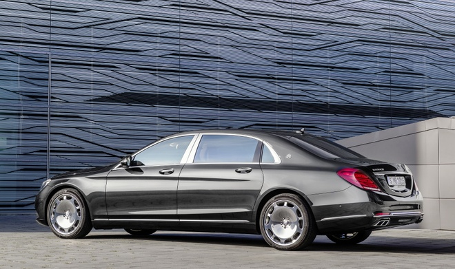 Mercedes-Maybach S400 co gia tu 6,9 ty dong tai Viet Nam hinh anh