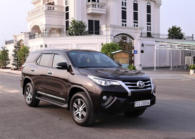 Danh gia Toyota Fortuner 2017 gia tu 981 trieu dong tai Viet Nam hinh anh