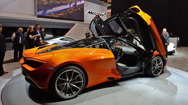 McLaren 720S ra mat anh 2