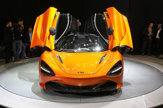 McLaren 720S ra mat anh 1