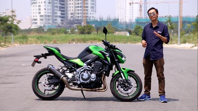 Danh gia Kawasaki Z900 gia 288 trieu dong tai Viet Nam hinh anh