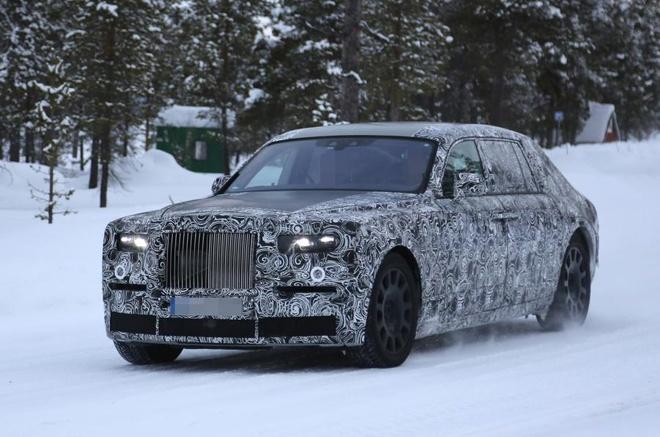 Rolls-Royce Phantom 2018 anh 1