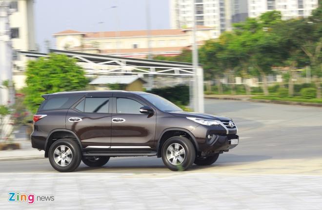6 mau SUV tam trung doi 2017 hap dan nhat hinh anh 1
