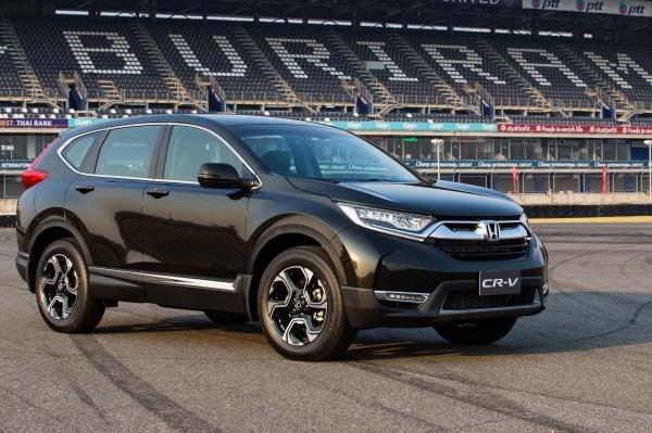 Honda CR-V 2017 ra mat tai Thai Lan anh 4