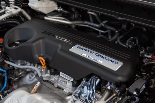 Honda CR-V 2017 ra mat tai Thai Lan anh 2