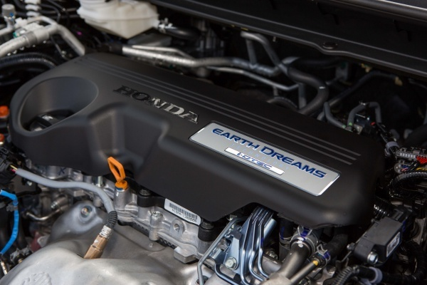 Honda CR-V 2017 ra mat tai Thai Lan, gia tu 917 trieu dong hinh anh 2