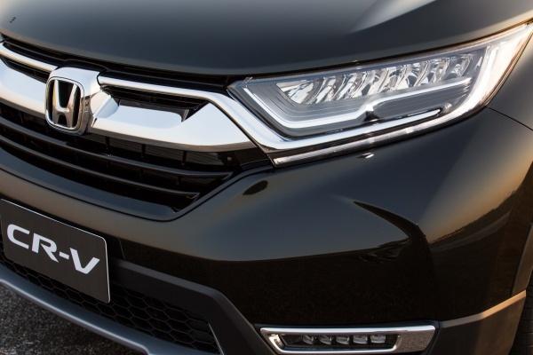 Honda CR-V 2017 ra mat tai Thai Lan anh 7