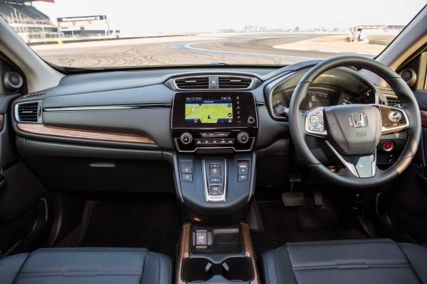 Honda CR-V 2017 ra mat tai Thai Lan anh 10