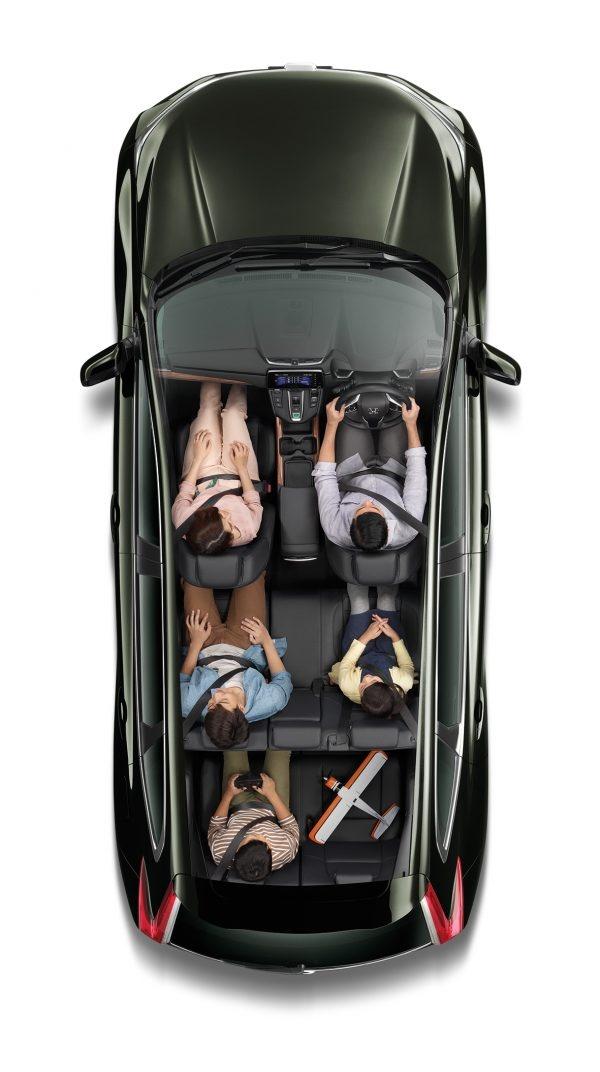 Honda CR-V 2017 ra mat tai Thai Lan anh 9