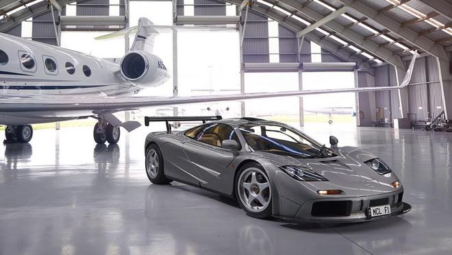 McLaren F1 HDF - sieu xe McLaren hiem nhat the gioi hinh anh