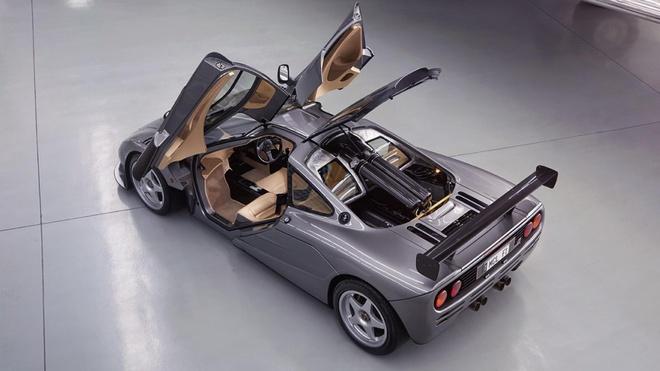 McLaren F1 HDF - sieu xe McLaren hiem nhat the gioi hinh anh 1