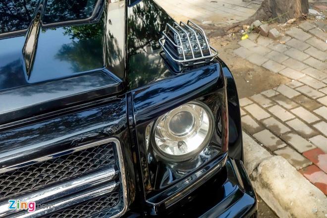 Sieu SUV Mercedes G63 xuat hien tai nha Cuong Do La hinh anh 6