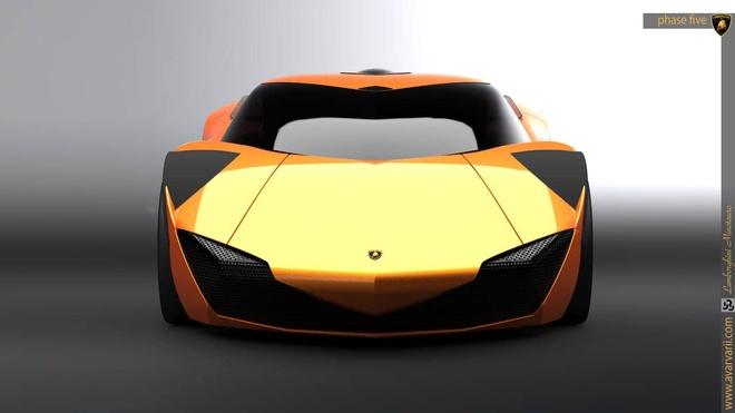 Sieu xe Lamborghini nam 2020 trong nhu the nao? hinh anh 1