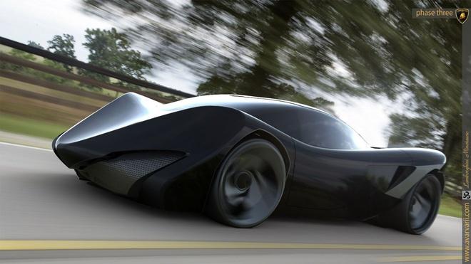 Sieu xe Lamborghini nam 2020 trong nhu the nao? hinh anh 2