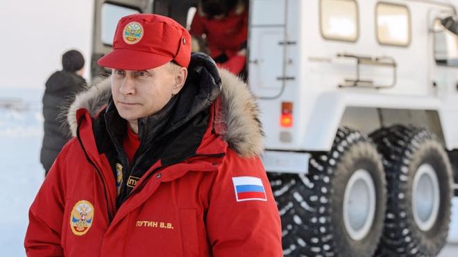 Tong thong Putin lai SUV anh 2