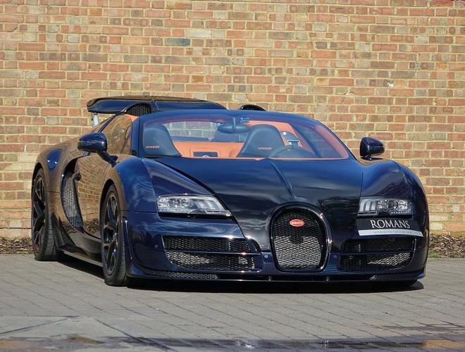 Bugatti Veyron anh 1