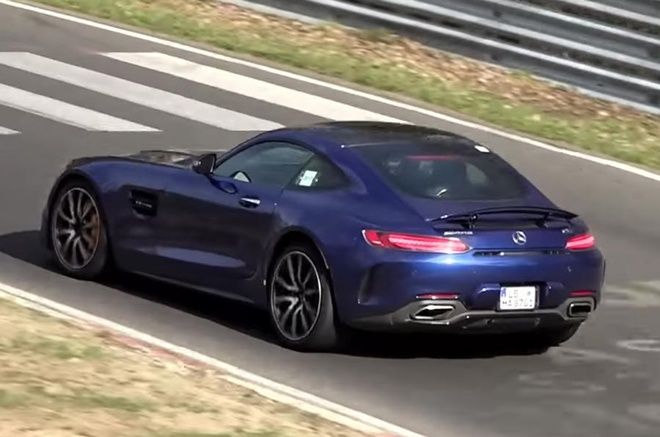 Mercedes AMG GT 2018 anh 4