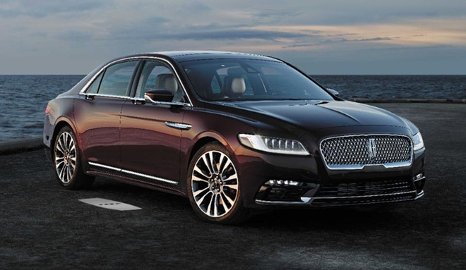 Lincoln Continental 2017 ra mat anh 1