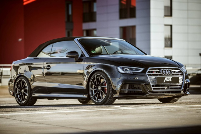 ABT Audi S3 Cabriolet 2017 chinh thuc ra mat hinh anh 1
