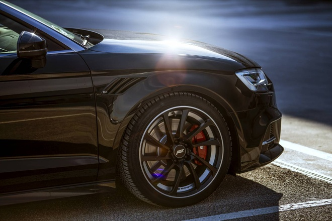 ABT Audi S3 Cabriolet 2017 chinh thuc ra mat hinh anh 7