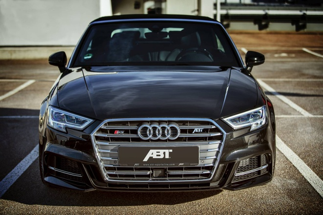 ABT Audi S3 Cabriolet 2017 chinh thuc ra mat hinh anh 4