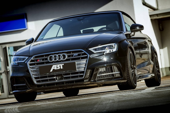 ABT Audi S3 Cabriolet 2017 chinh thuc ra mat hinh anh 2
