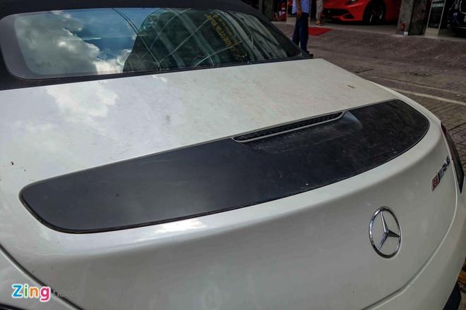 Mercedes SLS cua dai gia Trung Nguyen anh 8