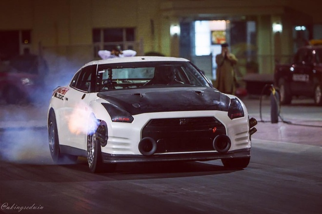 Nissan GT-R nhanh nhat the gioi anh 4