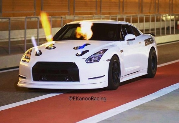 Nissan GT-R nhanh nhat the gioi anh 5