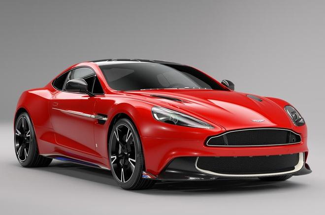Aston Martin Vanquish S ban gioi han cam hung tu khong quan hinh anh