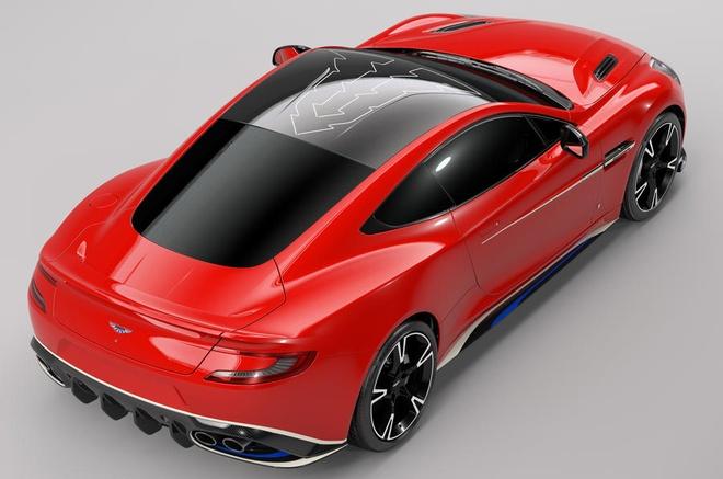 Aston Martin Vanquish S ban gioi han cam hung tu khong quan hinh anh 3