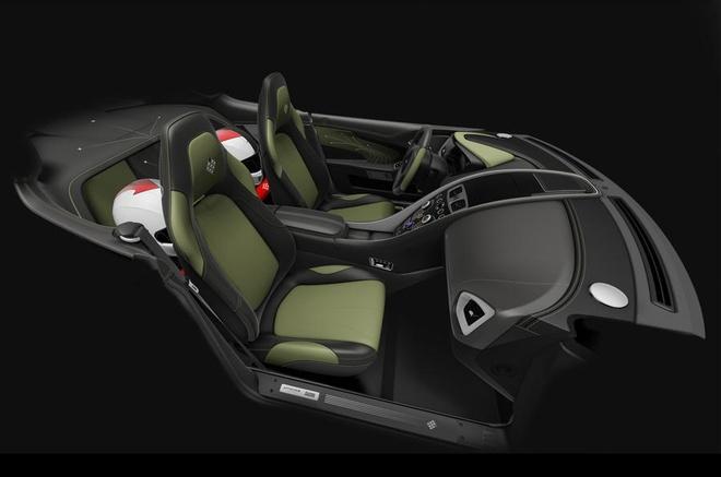 Aston Martin Vanquish S ban gioi han cam hung tu khong quan hinh anh 2
